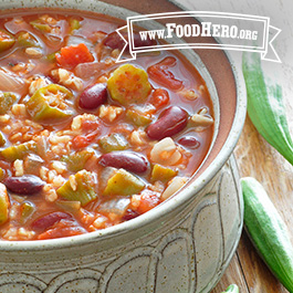 Recipe Image for Southern Okra Bean Stew