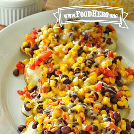 Recipe Image for Southwestern Stuffed Potatoes