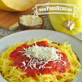 Recipe Image for Spaghetti Squash
