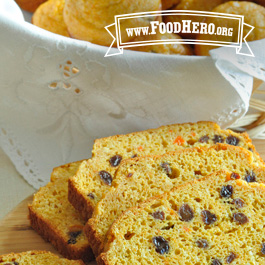 Recipe Image for Sweet Carrot Bread or Muffins
