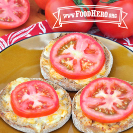 Recipe Image for Tomato Melt