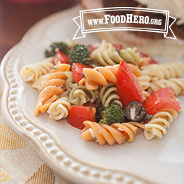 Recipe Image for Tomato Pasta Salad