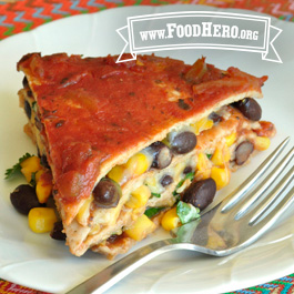 Recipe Image for Tortilla Casserole