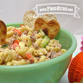 Recipe Image for Tuna Pasta Salad