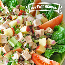 Recipe Image for Turkey Salad