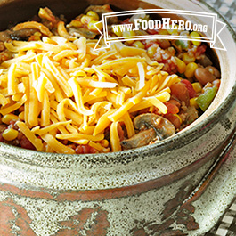 Recipe Image for Vegetarian Chili