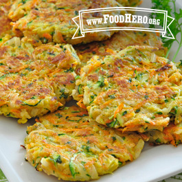 Recipe Image for Veggie Patties