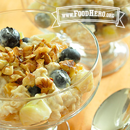 Recipe Image for Very Berry Muesli ('mew-slee')