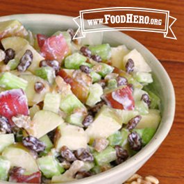 Recipe Image for Waldorf Salad