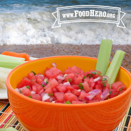 Recipe Image for Watermelon Salsa