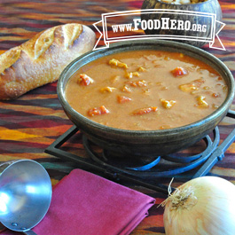 Recipe Image for West African Peanut Soup