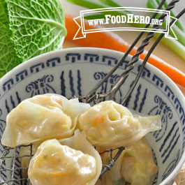 Recipe Image for Wontons