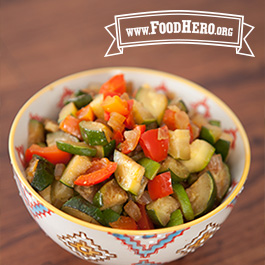 Recipe Image for Zucchini Stir-Fry