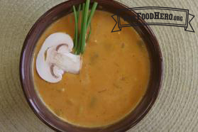 Recipe Image for Curried Pumpkin Soup